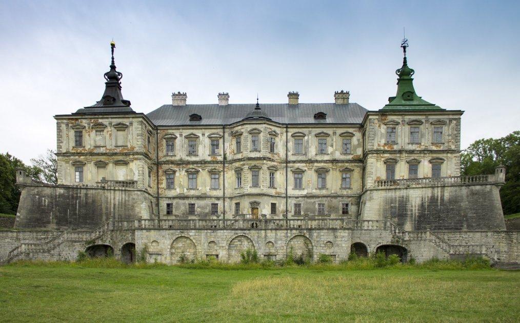 Подгорецкий замок, с. Подгорцы, Львовская область