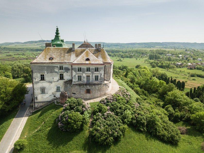 Олесский замок, Львовская область