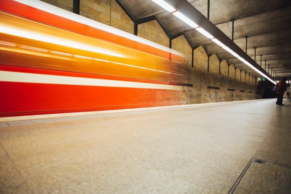 Пример изображений из фотостока Unsplash
