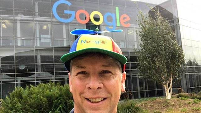 Дэнни Салливан, Google