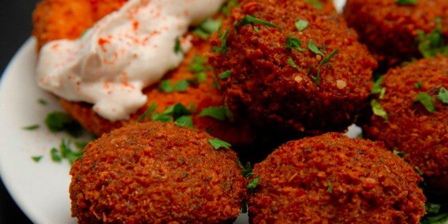 Фалафель в Sultan Dubai Falafel
