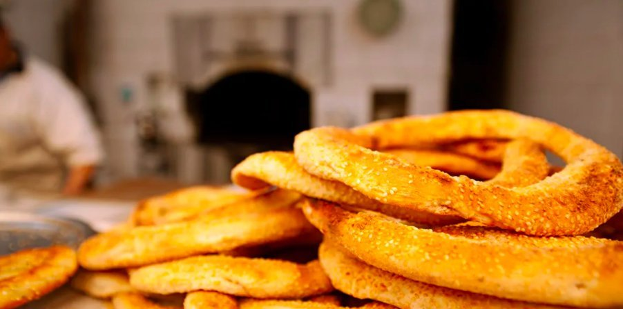 Бублики каак в Falafel Alzaeem
