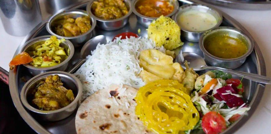 Індійська кухня в Rangoli