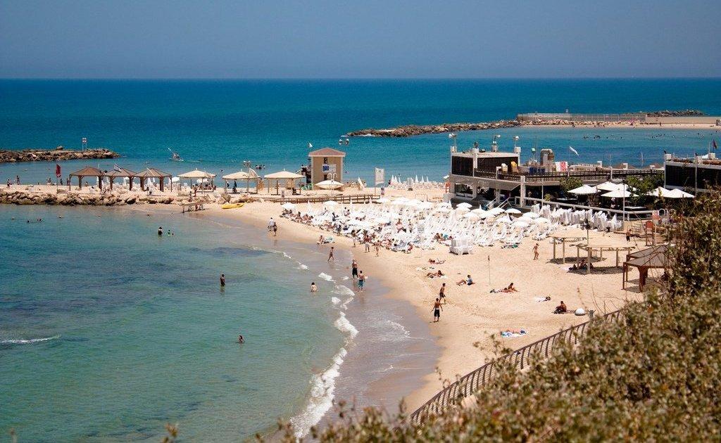 Пляж Тель-Авива
