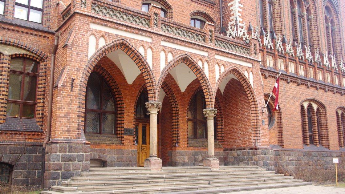 Музей арт-нуво - Рига