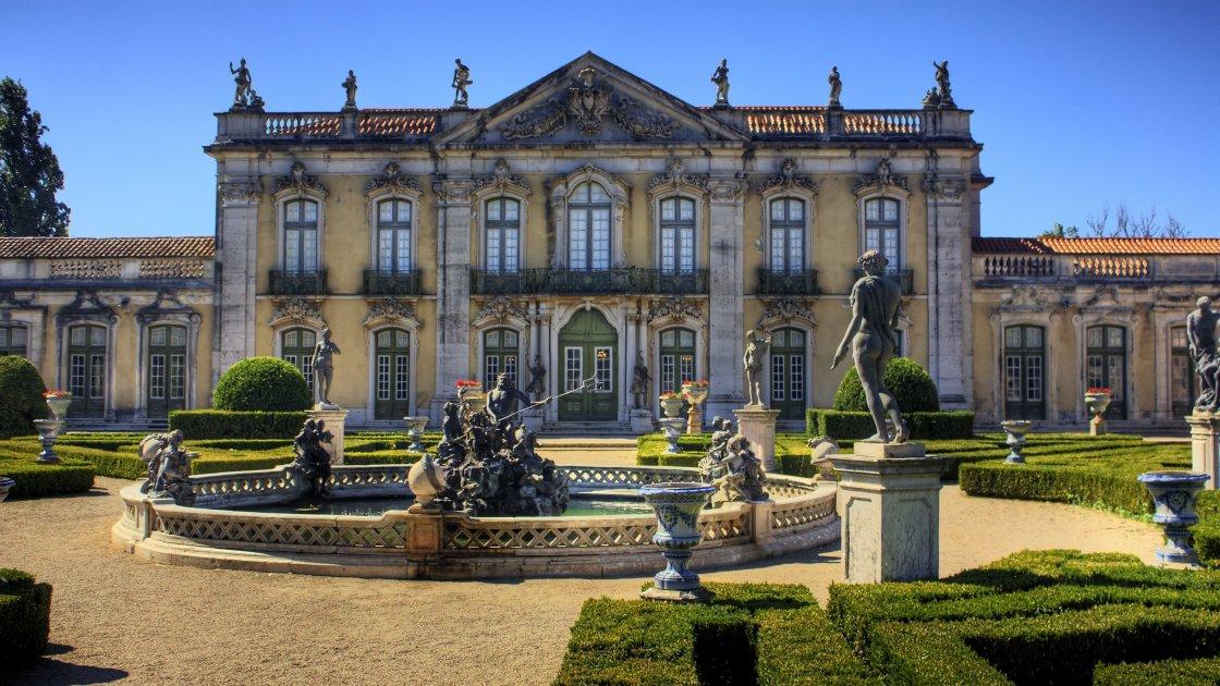 Дворец Келуш - Лиссабон