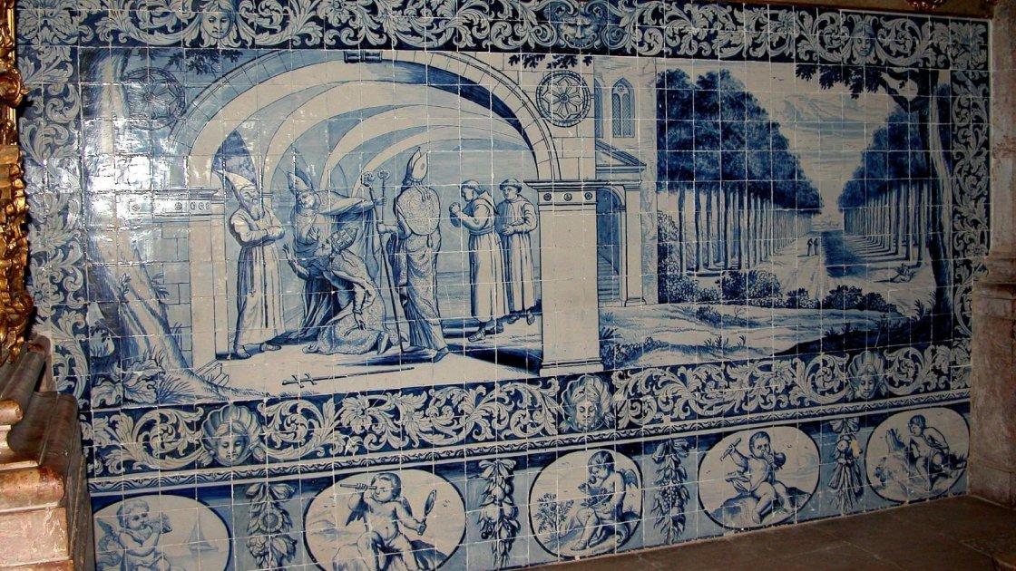 Музей азулежу - Лиссабон