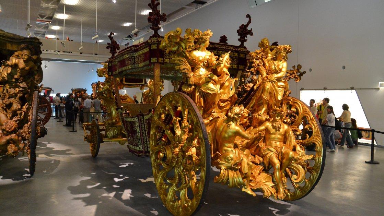 Музей карет - Лиссабон