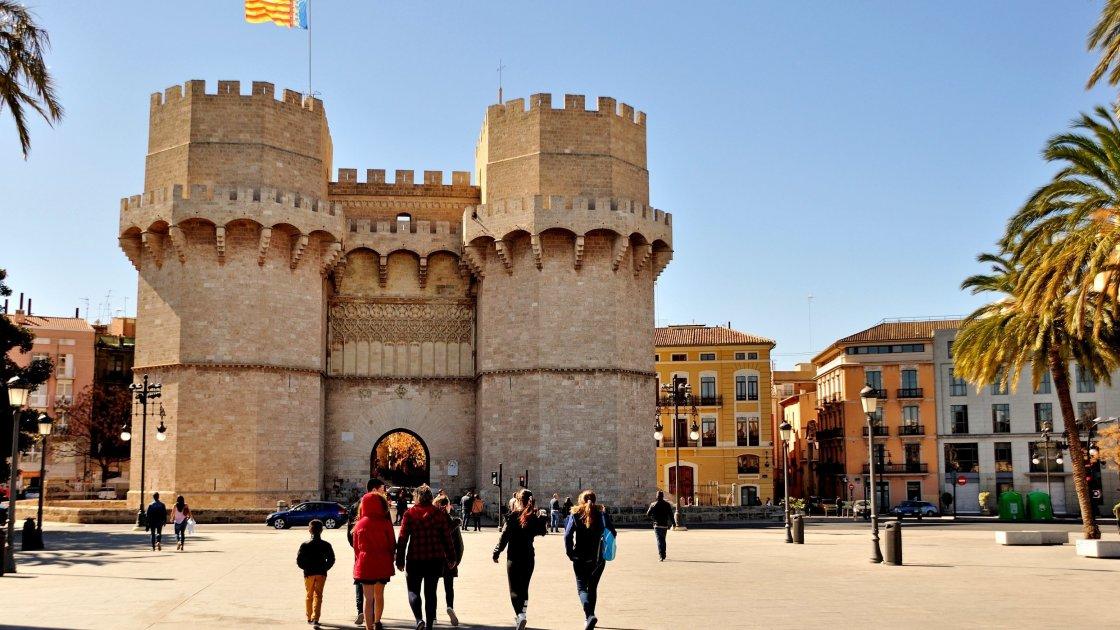 Торрес-де-Серранос - Валенсія