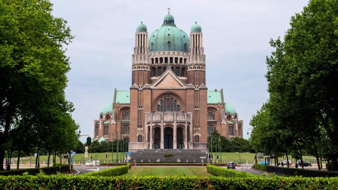 Базилика Святого Сердца - Брюссель