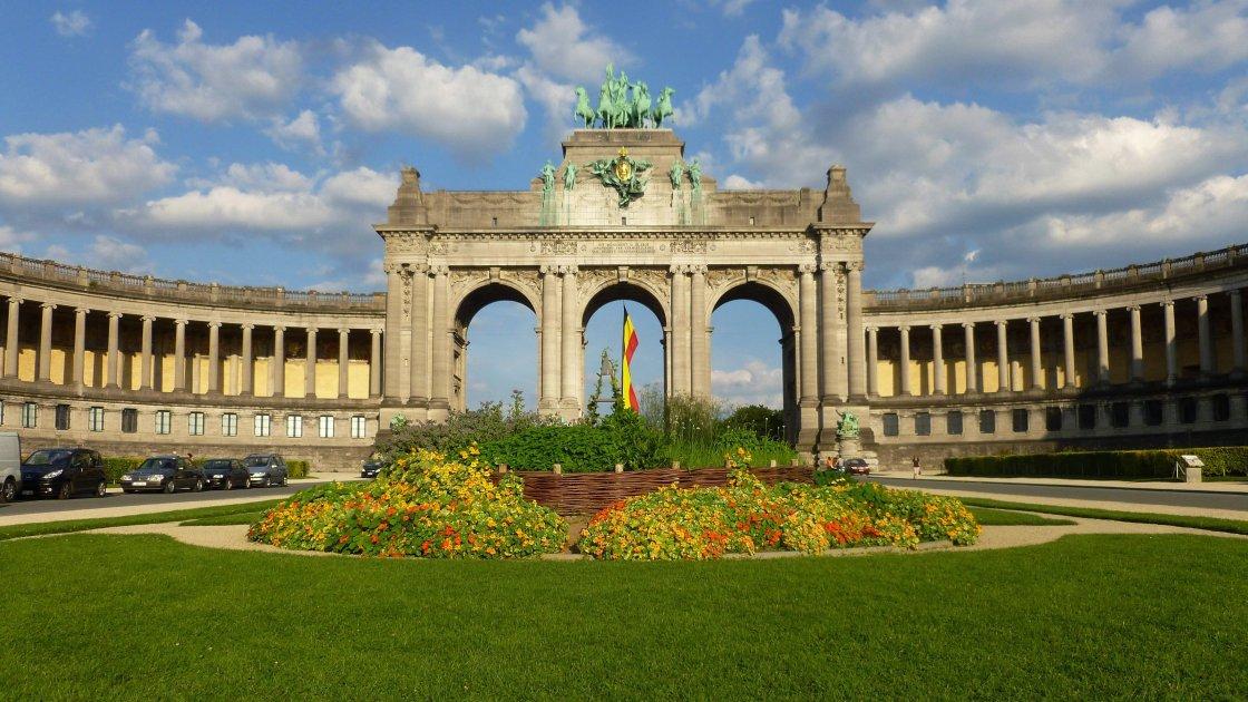 Парк 50-летия - Брюссель