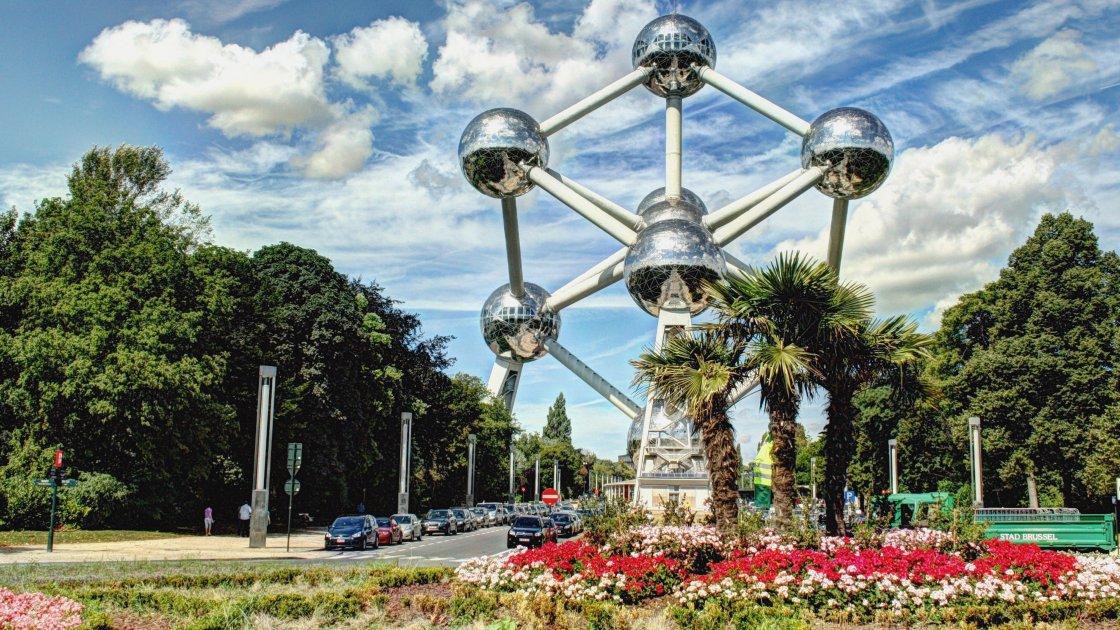 Атомиум - Брюссель