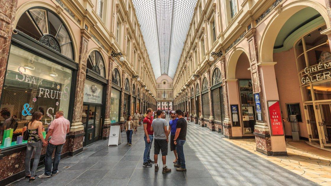 Королевские галереи Святого Юбера - Брюссель