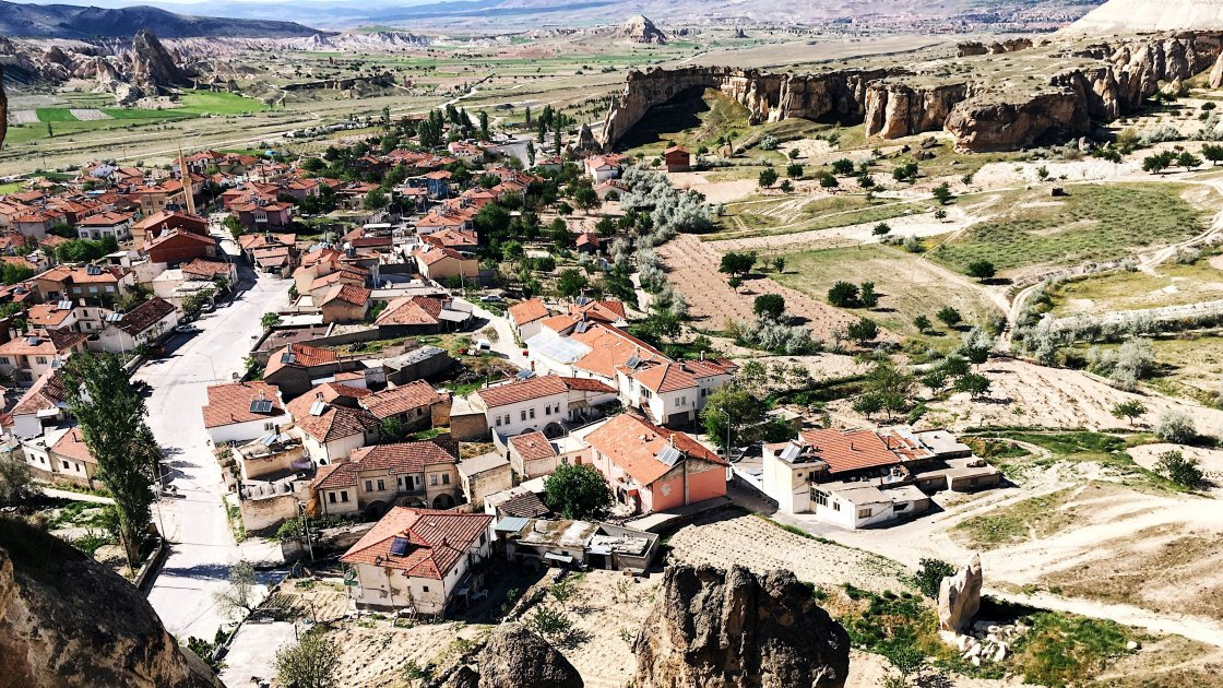 Картинки по запросу монастырский комплекс каппадокия