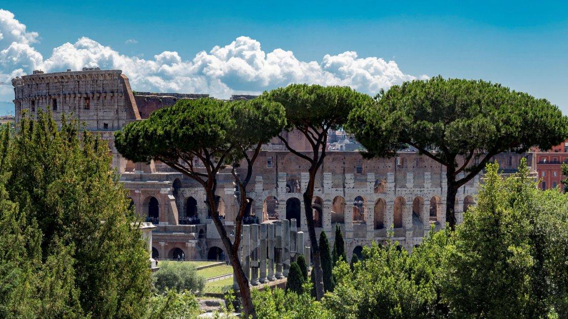 Амфітеатр Стародавнього Риму