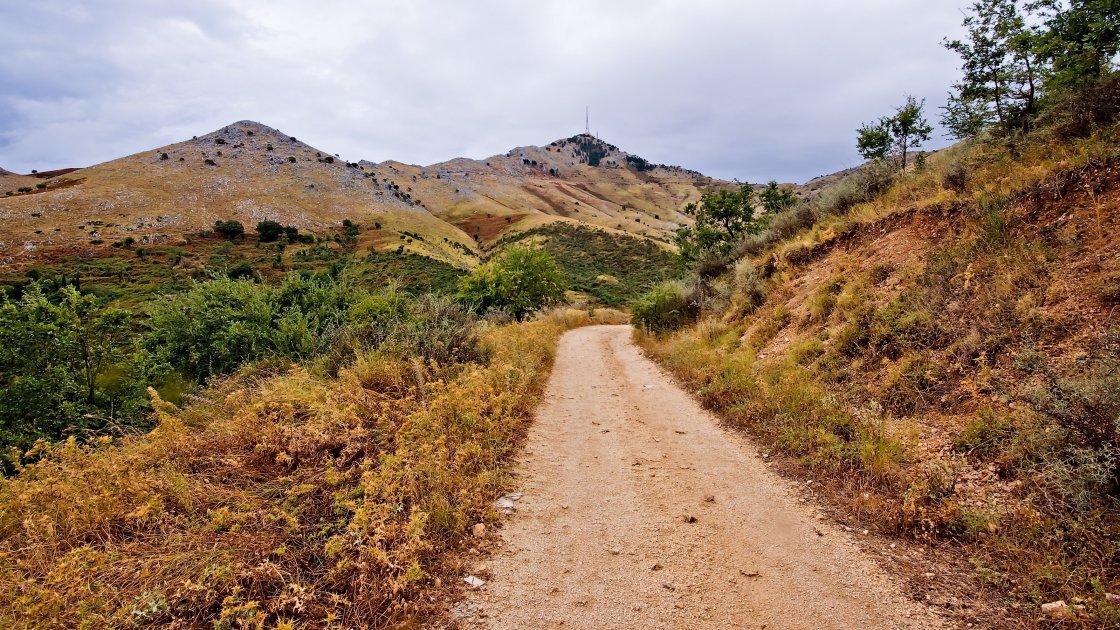 Дороги на Корфу