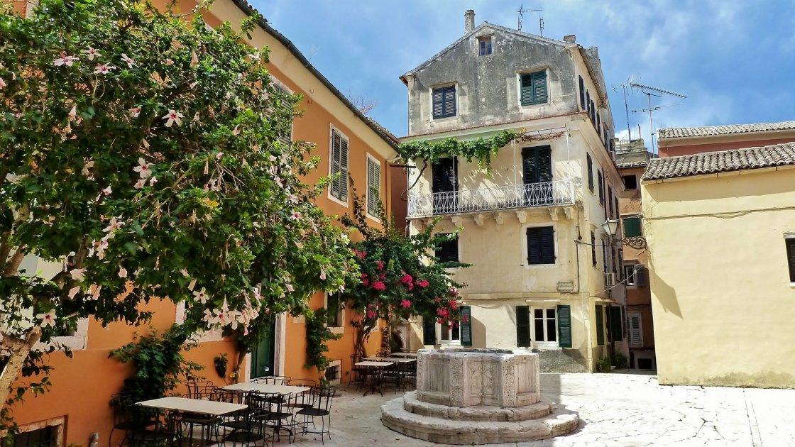 Старый город Корфу
