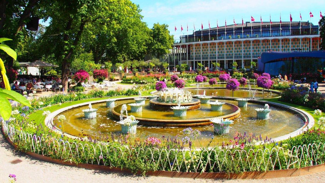 Парк Тіволі - Данія