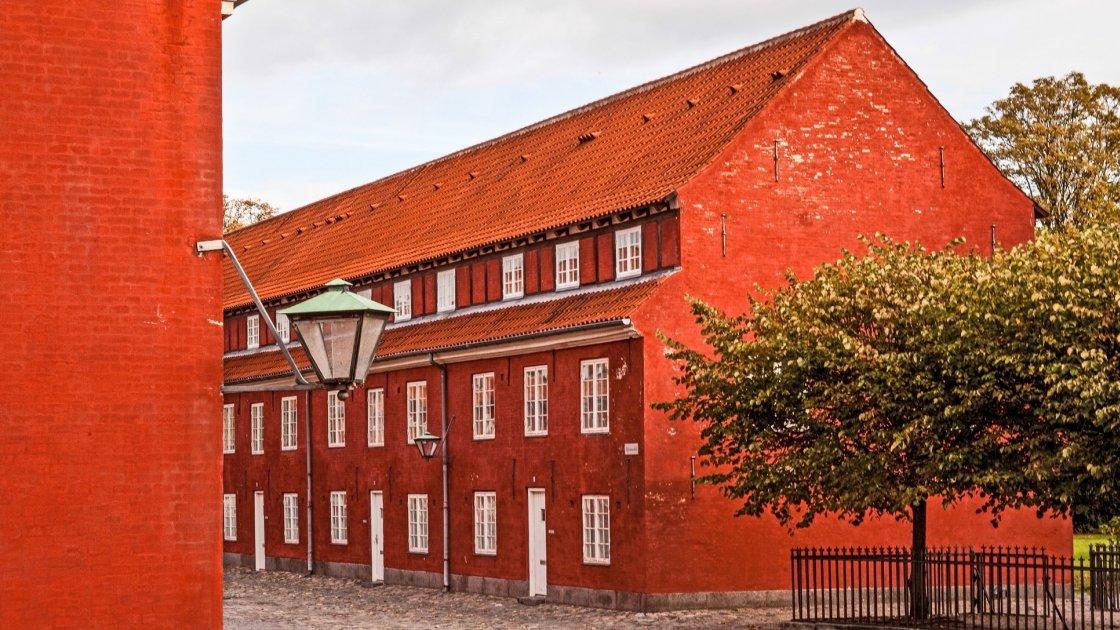Фортеця Кастелет - Копенгаген