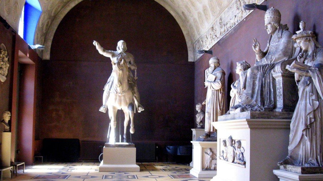 Музей Торвальдсена - Копенгаген