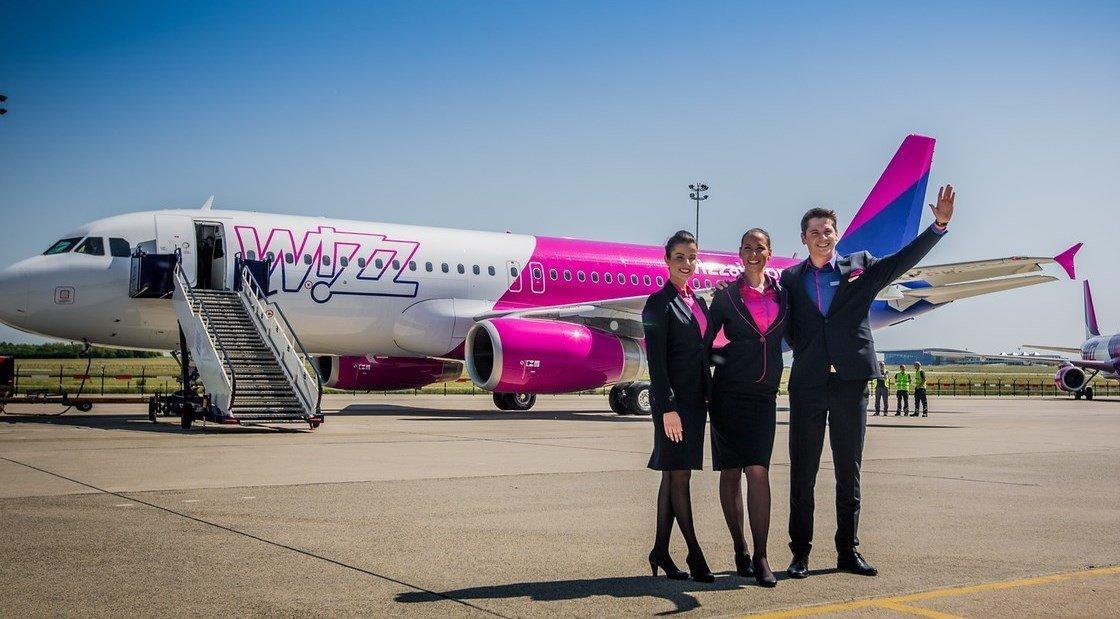 Авиакомпания Wizz Air начнет полеты из Еревана в Вену и Вильнюс с апреля 2020 г