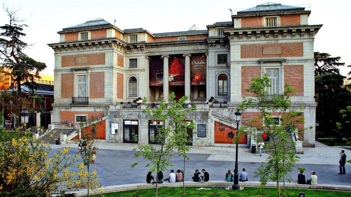Музей Прадо в Мадриді