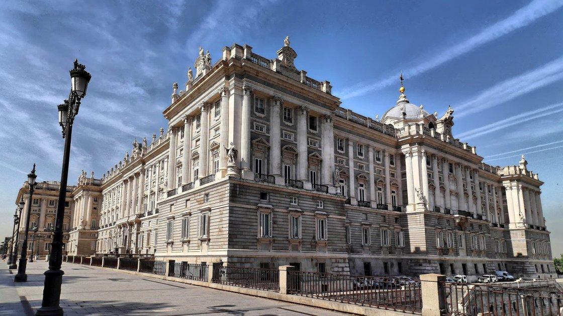 Королівський палац Мадрида
