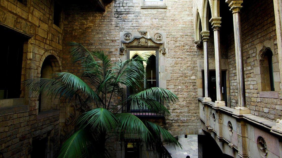 Музей Пикассо в Барселоне, фото