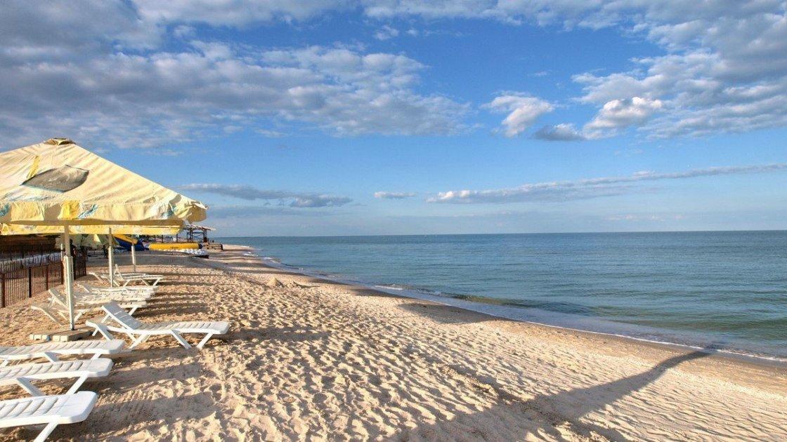 Отдых в Украине на черном море