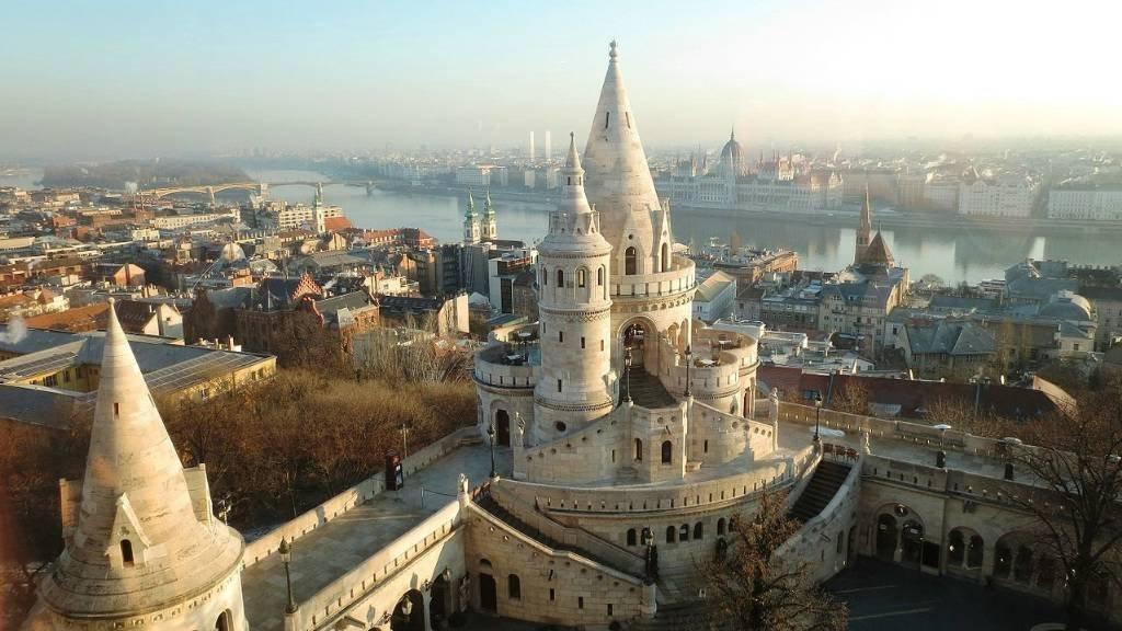 Будайська фортеця - Будапешт