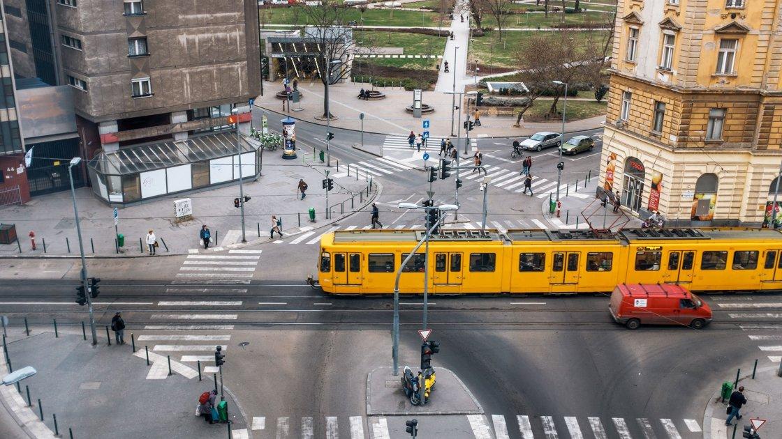 Ланцюговий міст - Будапешт