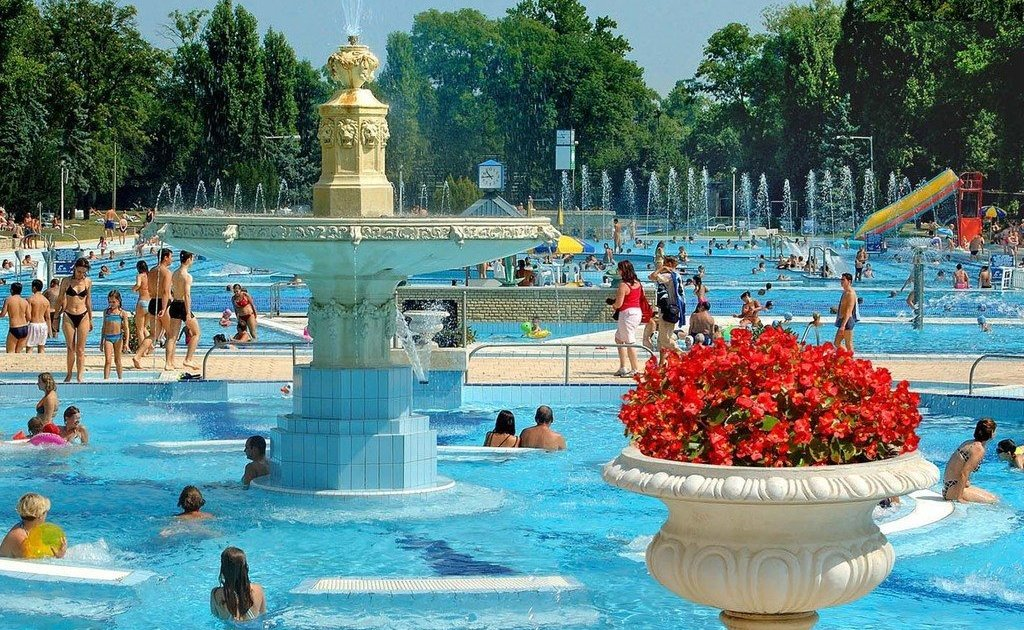 Купальня Геллерт - Будапешт