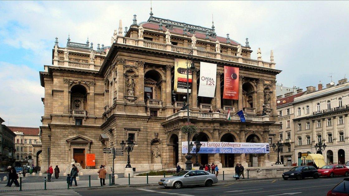 Палац мистецтв - Будапешт