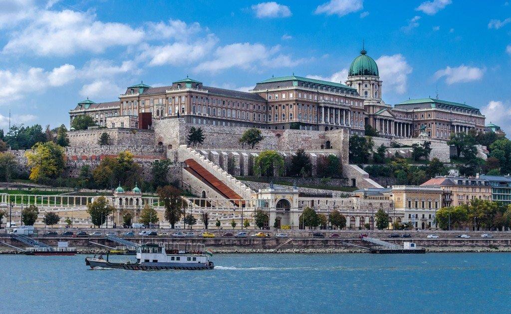 Парламент Будапешту