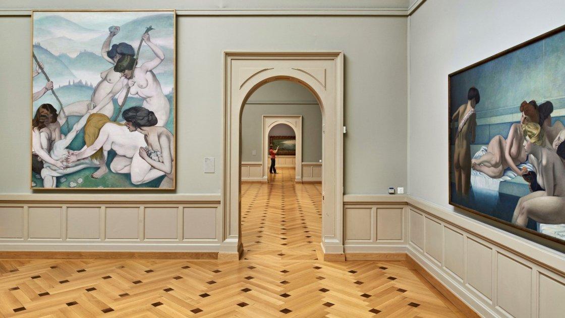 Музей мистецтва та історії Женеви