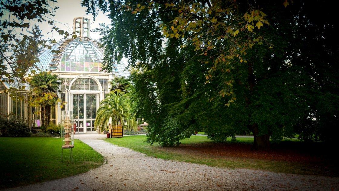 Ботанічний сад Женеви