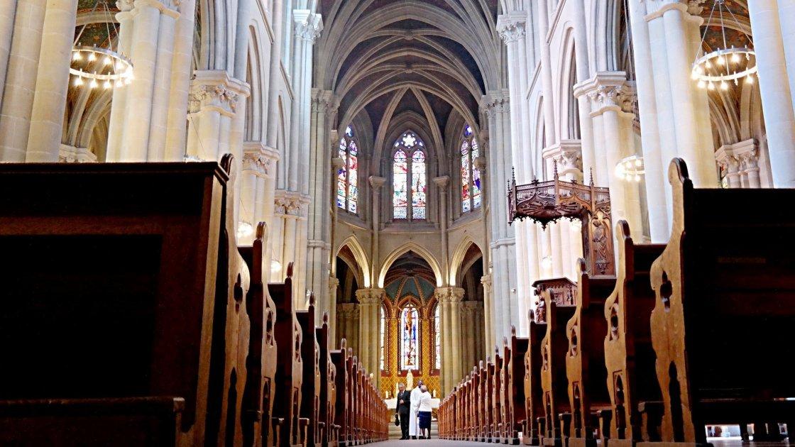 Базиліка Нотр-Дам в Женеві