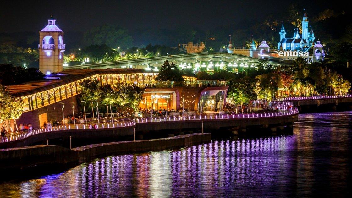 Острів Сентоза - Сінгапур
