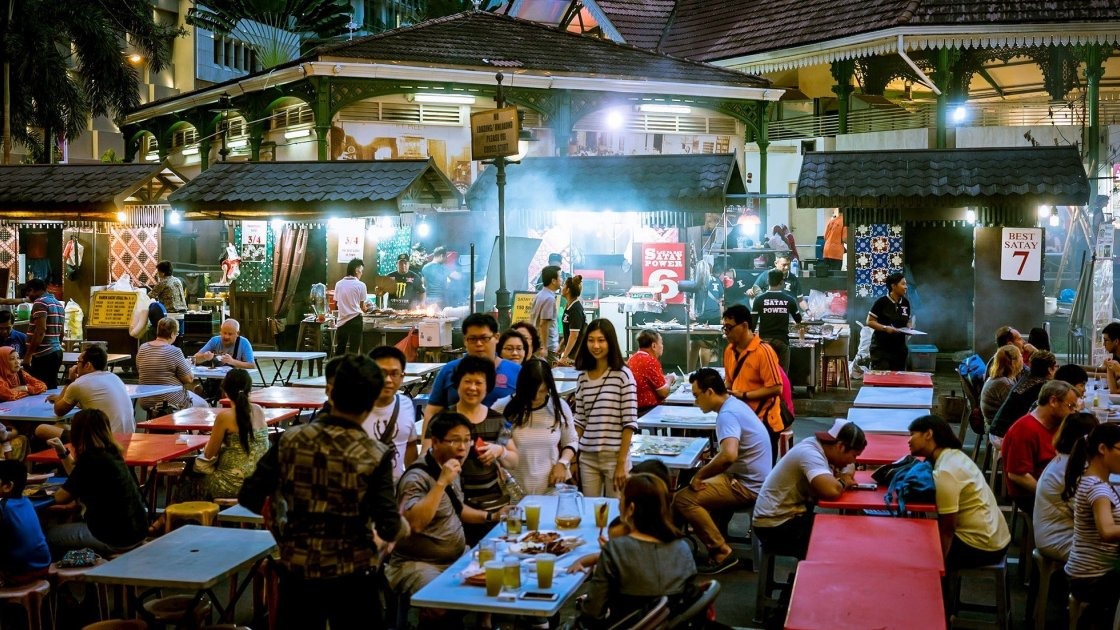 Ринок Телиць Ейр - Сінгапур