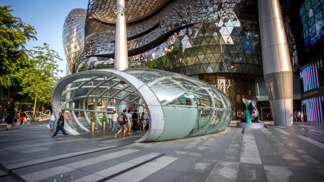 Орчард-Роуд Сінгапур