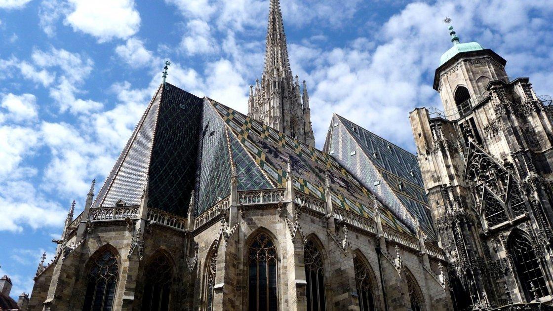 Собой Святого Стефана в Вене