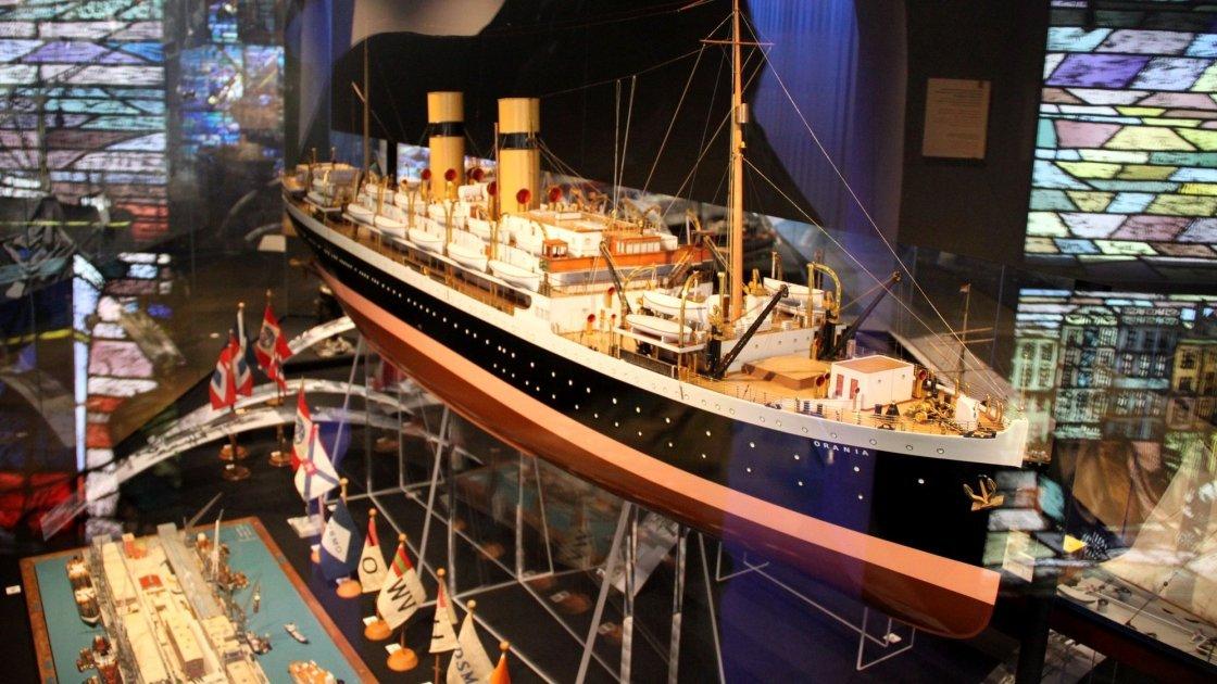 Музей мореплавания Het Scheepvaartmuseum