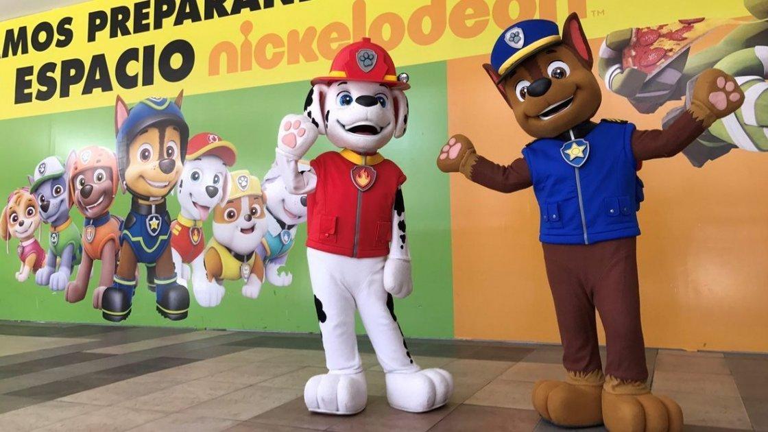 Парк развлечений Nickelodeon Adventure