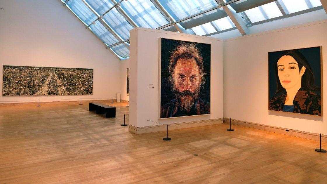 The Museum of Modern Art в Нью-Йорке