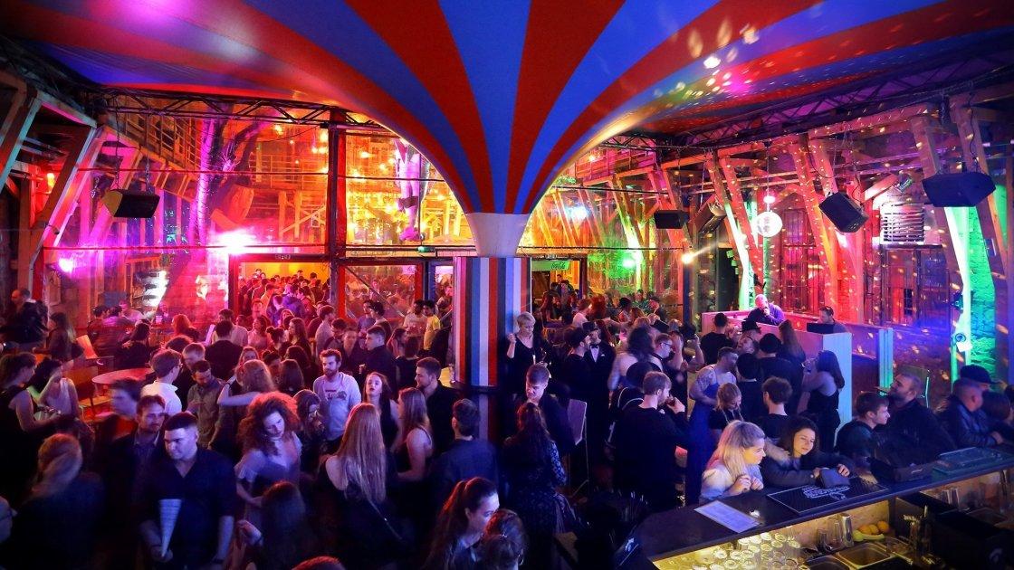 Ночные клубы 1 января рок клуб ночной