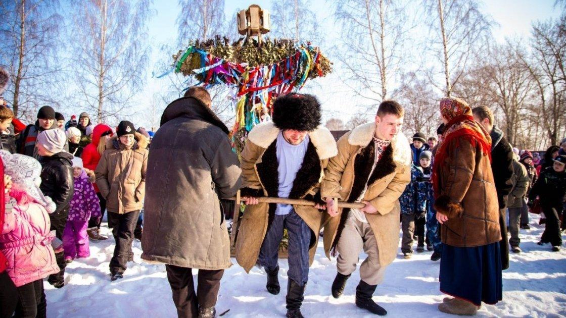 Масленица в Переяслав-Хмельницком