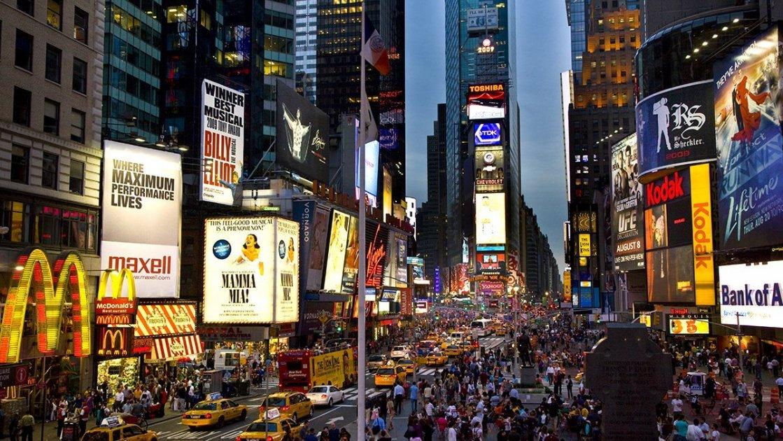 Шопинг в Нью-Йорке