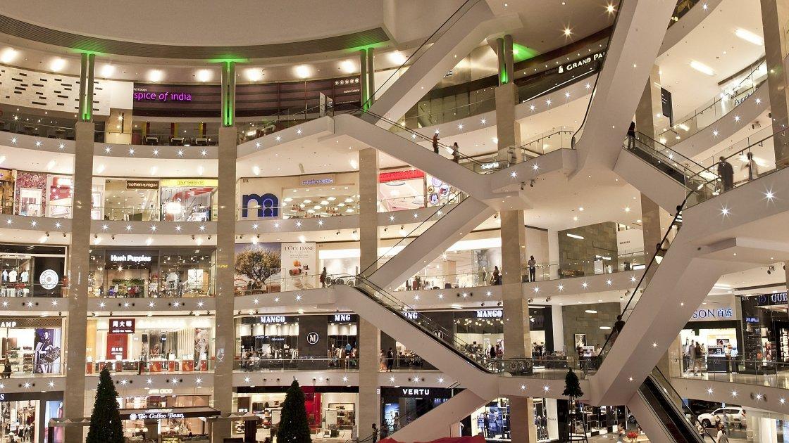 Куала-Лумпур - шопинг