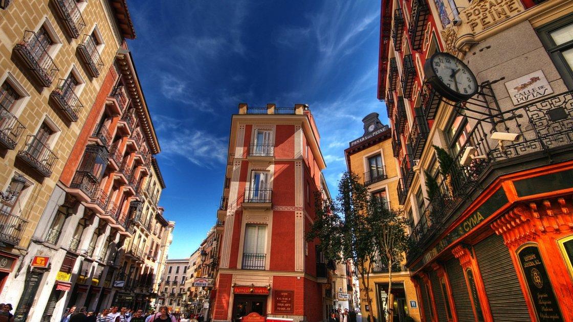 Шопинг в Мадриде