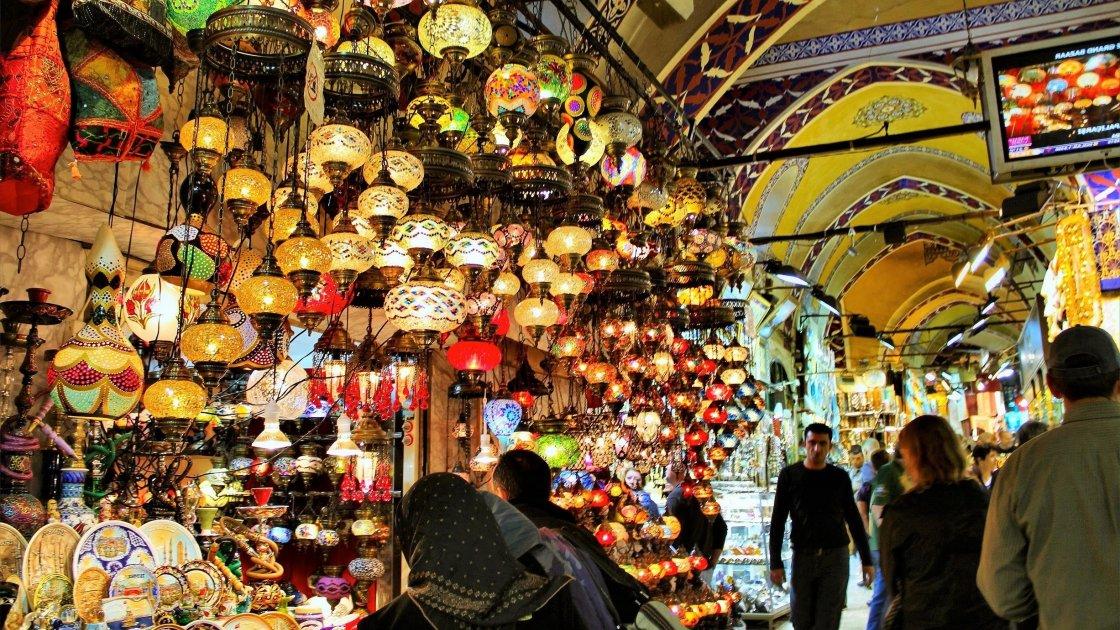 Стамбул шопинг